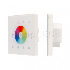 Панель Sens SR-2820AC-RF-IN White (220V,RGBW,4зоны) SL017857