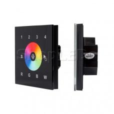 Панель Sens SR-2820AC-RF-IN Black (220V,RGBW,4зоны) SL018069