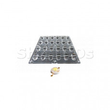 Блок линз 24BST-E (120x40°, 24x LED)