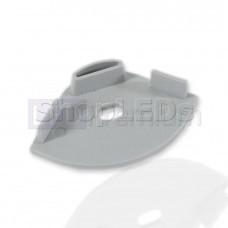 Заглушка с отверстием для профиля SLA-26
