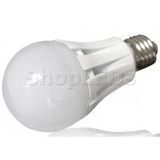 Светодиодная лампа YJ-A60-10W (220V, E27, 10W, 850 lm) (теплый белый 3000K)