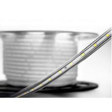 Светодиодная лента 220 V LP IP68 3528/60 LED (теплый белый, standart, 220)